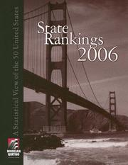 Cover of: State Rankings 2006 |
