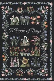 Cover of: A Book of Days | Claire Murray