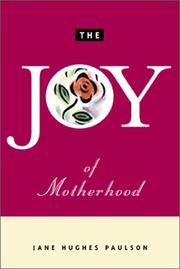 Cover of: The Joys of Motherhood
