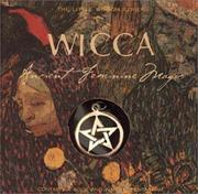 Cover of: Wicca Ancient Feminine Magic