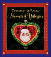 Cover of: Memories of yesteryear