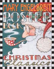 Cover of: Mary Engelbreit Poster Book: Christmas Classics