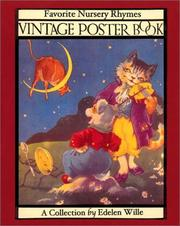 Cover of: Vintage Poster Book