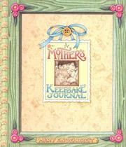Cover of: A Mother's Keepsake Journal