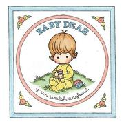 Cover of: Baby Dear