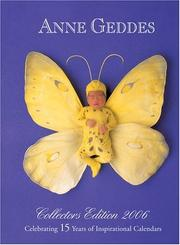 Cover of: Anne Geddes Collector