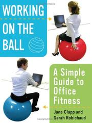 Cover of: Working On the Ball | Jane Clapp