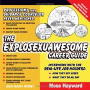 Cover of: The Explosexuawesome Career Guide