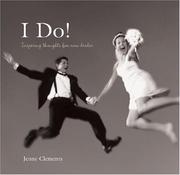 Cover of: I Do! | Jenny Clements, PQ Publishing