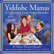 Cover of: Yiddishe Mamas 2007 Day-to-Day Calendar | Marnie Winston-Macauley
