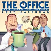 Cover of: The Office 2007 Day-to-Day Calendar