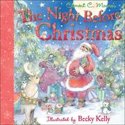 Cover of: The Night Before Christmas | Becky Kelly
