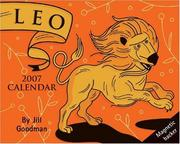 Cover of: Leo Horoscope 2007 Mini Day-to-Day Calendar