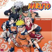 Cover of: Naruto 2007 Wall Calendar | VIZ