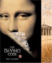 Cover of: The Da Vinci Code 2007 Wall Calendar | Andrews McMeel Publishing