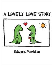 Cover of: A Lovely Love Story | Edward Monkton