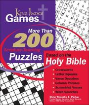 Cover of: King James Games