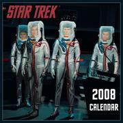 Cover of: The Star Trek 2008 Calendar