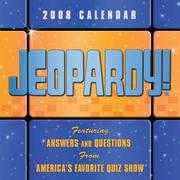Cover of: Jeopardy! | Andrews McMeel Publishing
