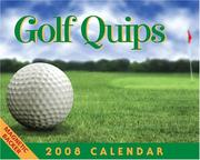 Cover of: Golf Quips