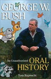 Cover of: George W Bush