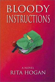 Cover of: Bloody Instructions