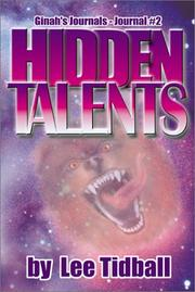 Cover of: Hidden Talents