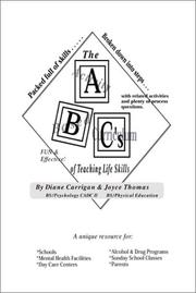 Cover of: The ABC's of Teaching Life Skills