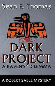 Cover of: Dark Project
