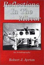 Cover of: Reflections in the Mirror