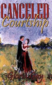 Cover of: Canceled Courtship