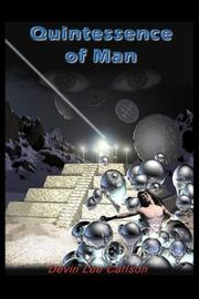 Cover of: Quintessence of Man