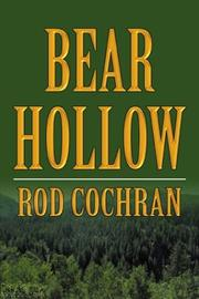Cover of: Bear Hollow