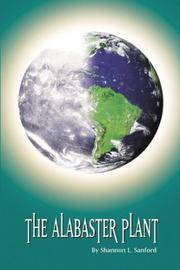 Cover of: The Alabaster Plant