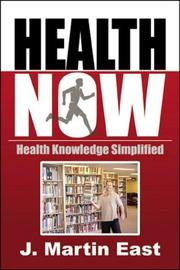 Cover of: Health Now