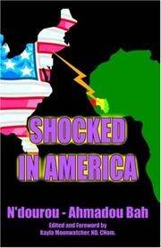 Cover of: Shocked in America | N'dourou