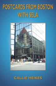 Cover of: Postcards from Boston with Sela