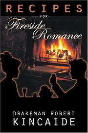 Cover of: Recipes for Fireside Romance