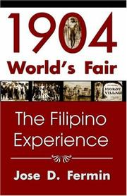Cover of: 1904 World's Fair