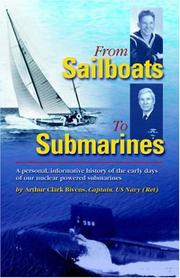 Cover of: From Sailboats to Submarines