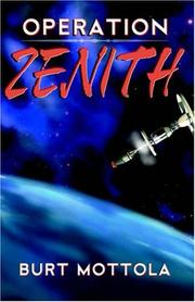 Cover of: Operation Zenith
