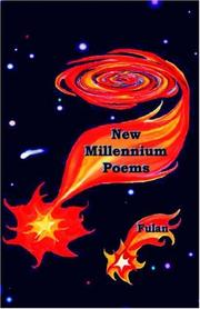 Cover of: The New Millennium Poems