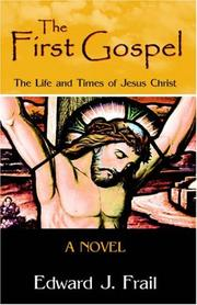 Cover of: The First Gospel