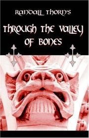 Cover of: Through the Valley of Bones