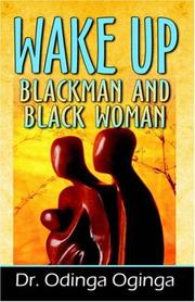 Cover of: Wake Up Blackman and Blackwomen