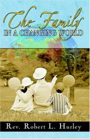 Cover of: The Family in a Changing World