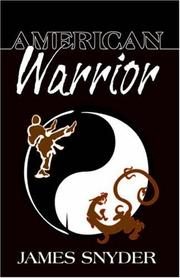 Cover of: American Warrior