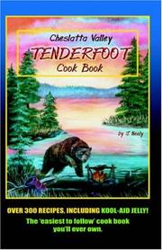 Cover of: Cheslatta Valley Tenderfoot Cookbook