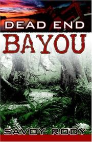 Cover of: Dead End Bayou