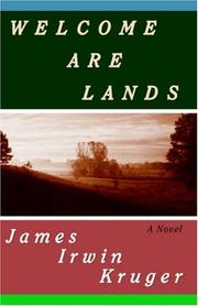 Cover of: Welcome Are Lands